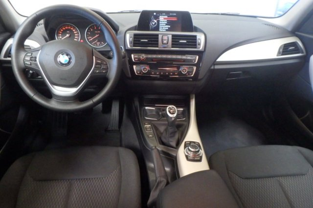 bmw occasion s rie 1 lounge 118i 136ch srj automobiles. Black Bedroom Furniture Sets. Home Design Ideas