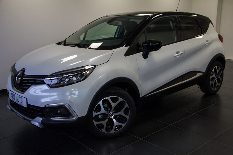 renault neuf captur facelift intens 1 5 dci 110 ch s s srj automobiles. Black Bedroom Furniture Sets. Home Design Ideas