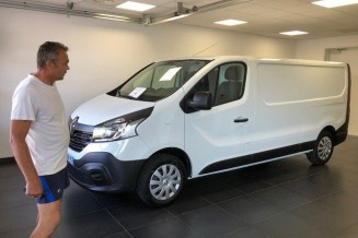 Renault Trafic Fourgon L2H1 Grand Confort 2.9 T